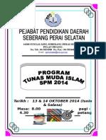 Buku Program Tunas Muda Islam SPM 2014