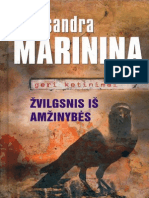Zvilgsnis is amzinybes. Geri ketinimai - Aleksandra Marinina.pdf