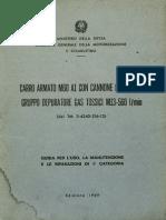 Gruppo Depuratore Gas Tossici M13-560 L-min