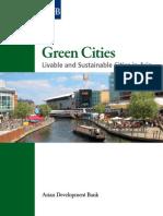 Asian Urban Forum Brochure Green Cities