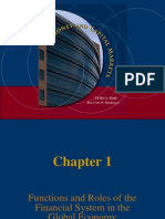 Financial Markets and Institutions ch01