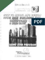 Etabs-step by Step