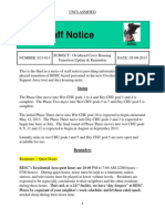 Staff Notice 013-013 Overhead Cover Housing Transition and Reminders