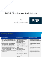 FMCG Distribution Basic Model