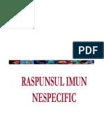 Raspuns imun nespecific