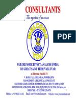 FMEA by Thiruvalluvar