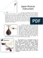 Japan Musical Instrument1