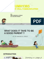 What Does It Take to Be a Good Parent 2
