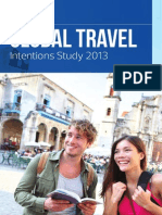 VISA - Global Travel Intentions Study 2013