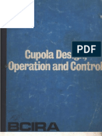 Cupola Design, Operation and Control