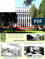 Faculty of Agriculture Bucuresti 2013.ppt