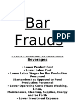 Bar Frauds & Forms