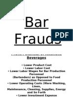 Bar Frauds & Forms
