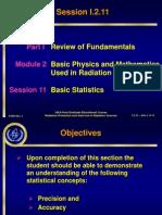 Session I211 Accuracy Precision