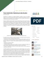 Casos industriales_ Explosión por nube de polvo - Ciencia Bizarra.pdf