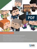 DataScientist Survey Report Web FINAL