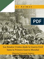 ASIMOV - Los EEUU desde la guerra civil hasta la pirmera guerra mundial.pdf