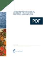 National Footprint Accounts Guidebook 2008