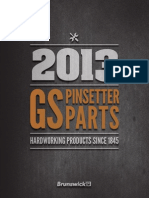 GS Products Catalog 2013