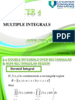 CHAPTER 4 Multiple Integrals