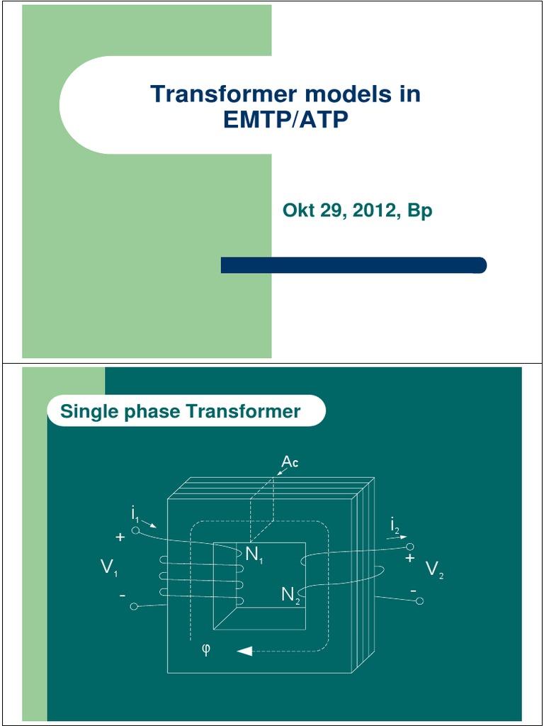 4_Transformers_VERA.pdf | Inductance | Transformer
