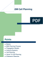 Cell Planning