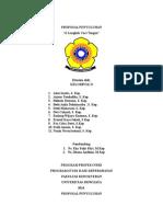 PROPOSAL PENYULUHAN CUCI TANGAN.doc