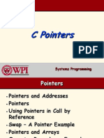 Pointers in c very poor