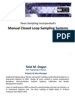TSI-Manual Closed Loop Grab Sampling Systems