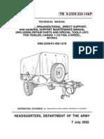 TM-9-2330-324-14-P TRAILER M 105