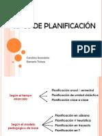 TIPOS DE PLANIFICACION.pptx