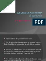 Quadratic Function 2