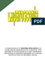 LAPAROSCOPIA Y NOTES.odp