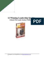 12 Leadership
