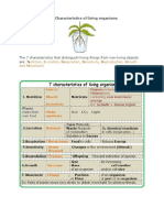 01. Classification of Living Things - Biology Notes IGCSE 2014