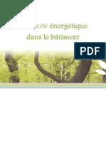 Efficacité énergétique dans le bâtiment.docx