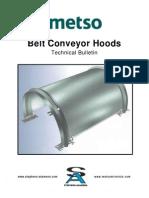 belt hood cover