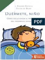 Duermete, nino - Eduard Estivill.epub