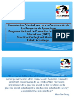 lineaminetos para proyecto mision sucre.ppt