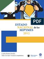 Estado Nacional de las MIPYMES 2012.pdf