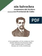 Fermín Salvochea en los documentos del Archivo Histórico Provincial de Cádiz
