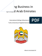 Doing Business in United Arab Emirates.docx
