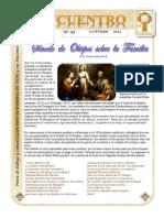 Boletín de octubre 2014 del DIMI - Sínodo de Obispos para la Familia