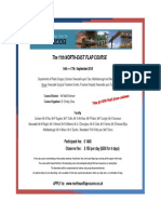 Flyer NE Flap Course 2015