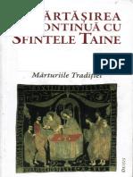 Impartasirea continua cu Sfintele Taine - Marturiile traditiei (fragment).pdf