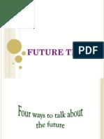unit 5 future and future progressive