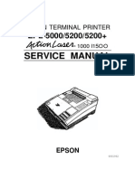 Epson EPL-5000 5200 5200+ Service_Manual