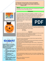 AACN Region 19 CAT Communication Circle and Updates 10 2014 PDF