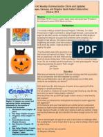 AACN Region 19 CAT Communication Circle and Updates 10 2014 PDF