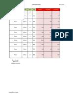 Weldneck Flanges Pn16 Survey for Markheya Mall Rev002